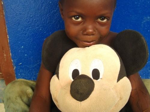 Nya and Mickey