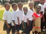 Primary school cuties.