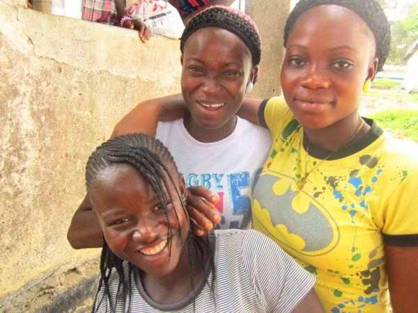 Liberian Students