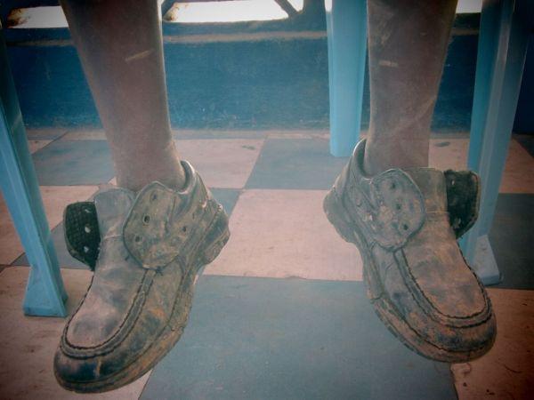 Grandpa's Shoes