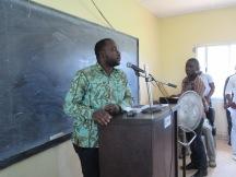 Groundbreaking Guest Speaker